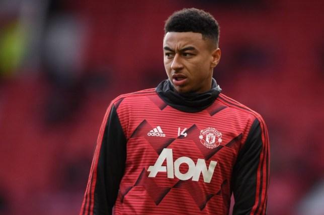 Jesse Lingard desperate to stay at Manchester United despite Arsenal interest - Bóng Đá