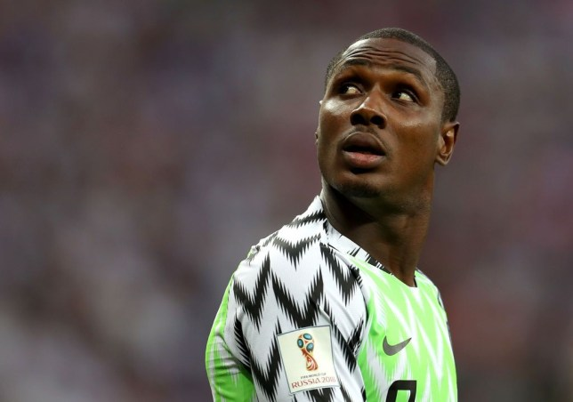 Odion Ighalo hits back at critics as Manchester United look to complete £15m deal - Bóng Đá