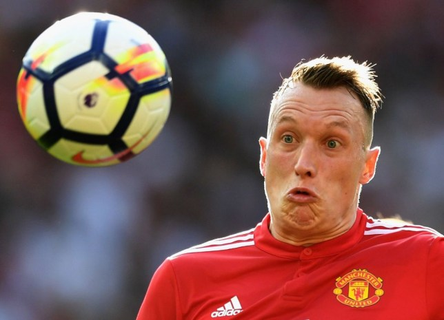 Phil Jones says he rejected Liverpool, Chelsea and Arsenal to join Man Utd - Bóng Đá