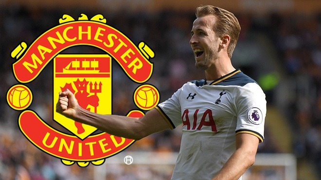 Harry Kane 'open' to Manchester United move as Spurs demand £200m  - Bóng Đá