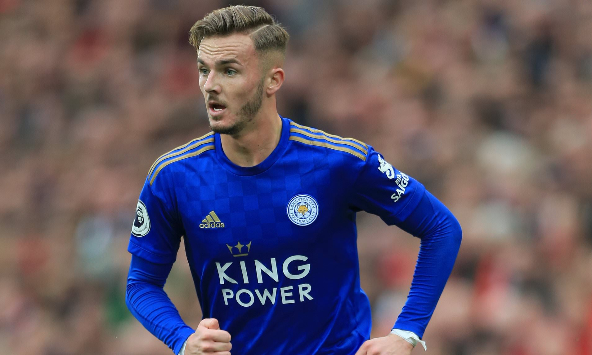 Man Utd accept James Maddison transfer hope is OVER with England ace on course to sign bumper Leicester extension - Bóng Đá
