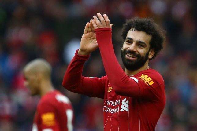 Liverpool star Mohamed Salah responds directly to transfer story - Bóng Đá