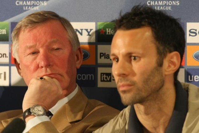 Ryan Giggs reveals four players escaped Sir Alex Ferguson's 'hairdryer treatment' at Manchester United - Bóng Đá
