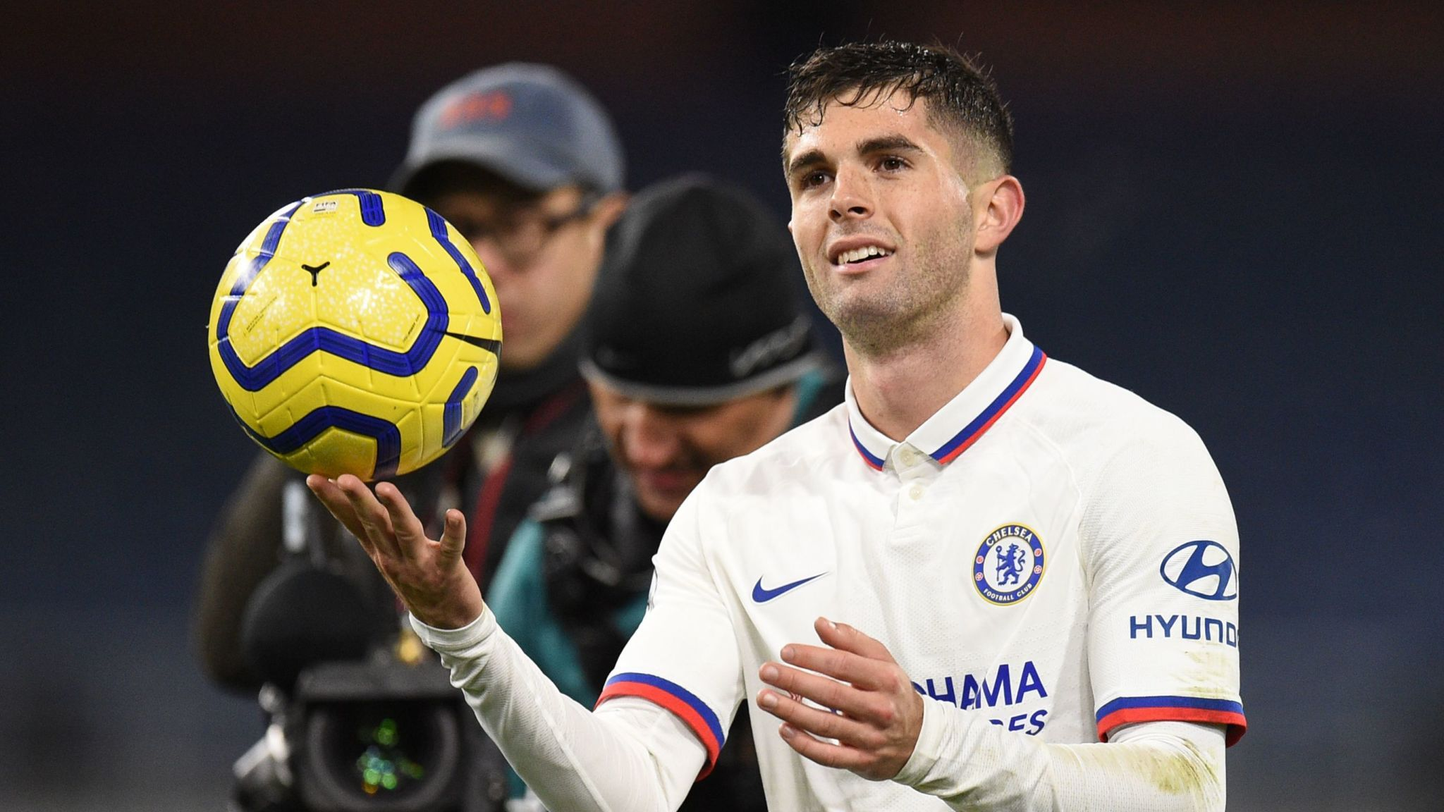 Christian Pulisic reveals most Chelsea stars ignored him on team bus before his first training session – 'Nobody even noticed me, nobody said anything' - Bóng Đá