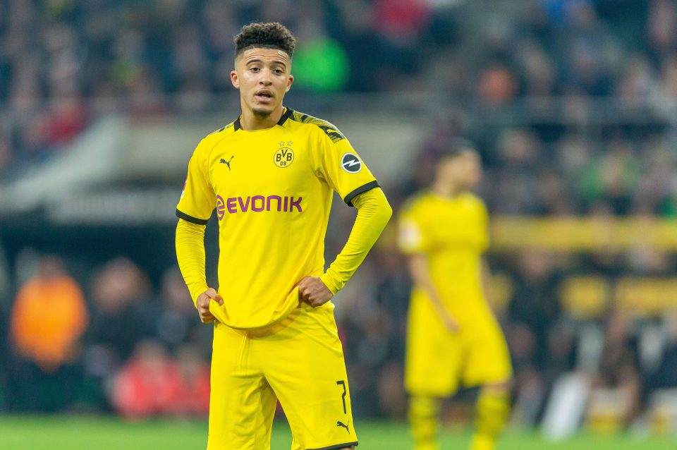Jadon Sancho should reject Man Utd move and stay at Borussia Dortmund for Champions League guarantee, says Paul Lambert - Bóng Đá