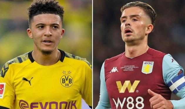 Man Utd make signing decision because of Jadon Sancho and Jack Grealish - Bóng Đá