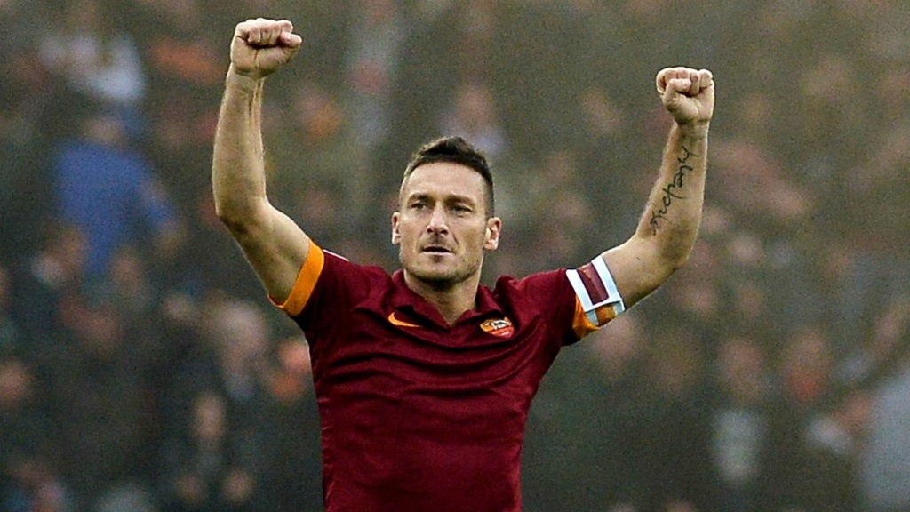 """Totti: """"I had an 80% intention of joining Real Madrid. - Bóng Đá"""