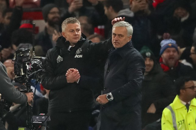 Manchester United boss Ole Gunnar Solskjaer reveals the complaint Jose Mourinho made on his return to Old Trafford - Bóng Đá