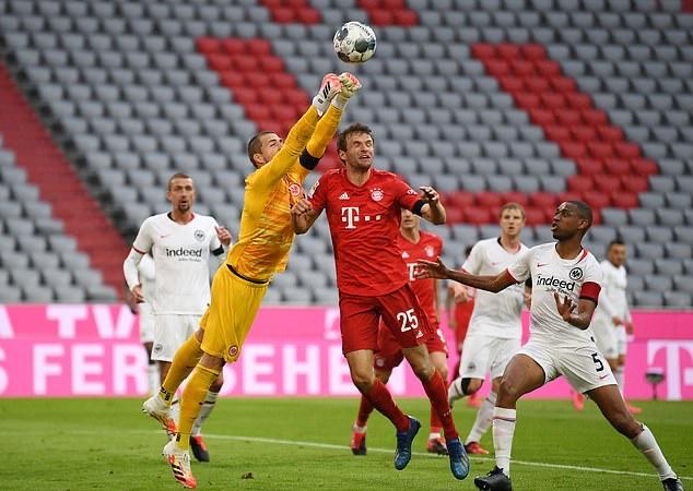 Nc247info tổng hợp:  Bayern Munich vùi dập đối thủ không thương tiếc