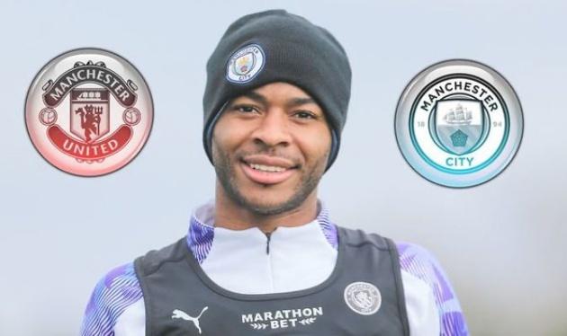 Man Utd to make stunning Raheem Sterling transfer offer - but on one condition - Bóng Đá