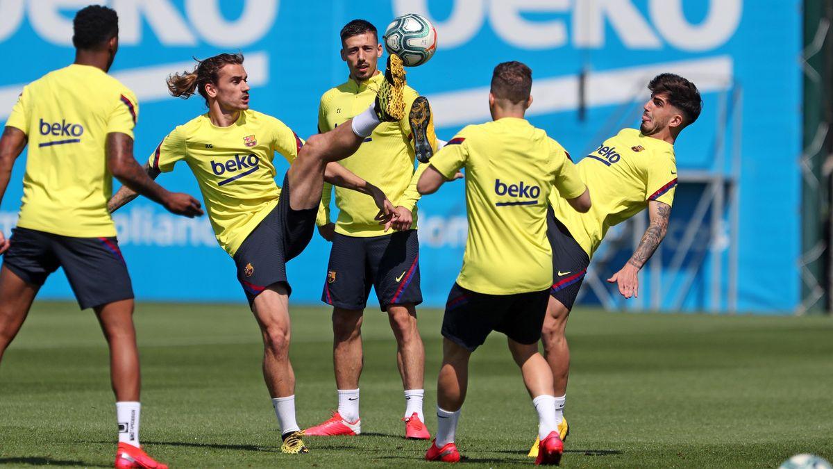 5 cầu thủ Barcelona dương tính với Covid-19 - Bóng Đá