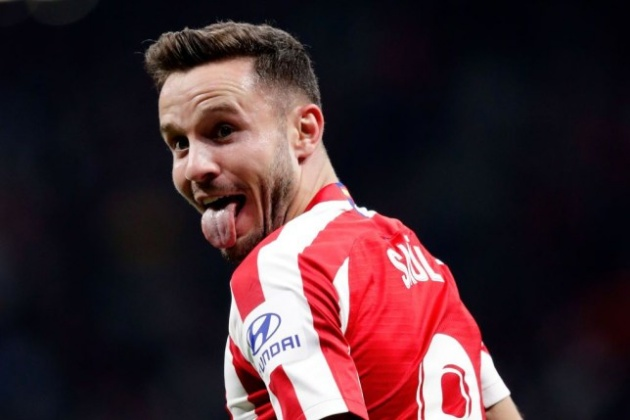 Saul Niguez's agent speaks out on Manchester United links - Bóng Đá