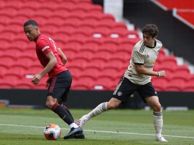 Mason Greenwood handed Man Utd No.7 shirt - Bóng Đá
