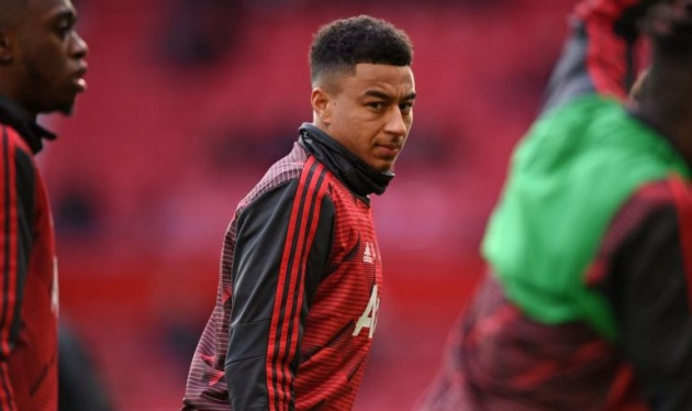 Jesse Lingard told why he must consider Manchester United exit - Bóng Đá