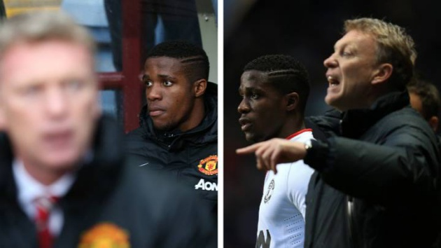 Wilfried Zaha Opens Up On Rumours That He Slept With David Moyes's Daughter - Bóng Đá