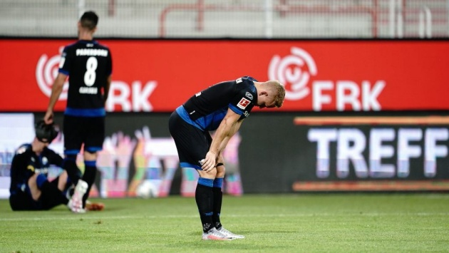 Paderborn falls to FC Union Berlin, relegated after only one season - Bóng Đá