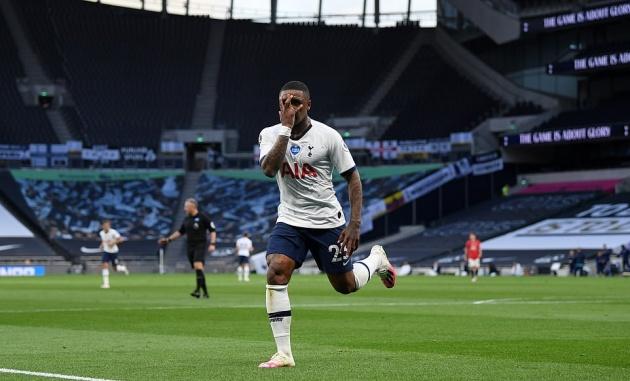 Ảnh sau trận Man Utd - Tottenham - Bóng Đá