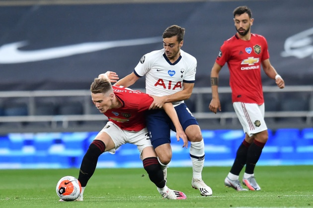 Manchester United's three best players against Tottenham - Bóng Đá