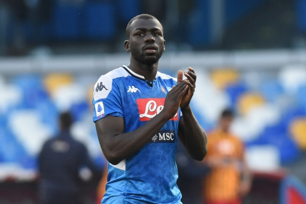 Man Utd transfer blow with Kalidou Koulibaly 'expecting to join Man City for £72.5m from Napoli this summer' - Bóng Đá