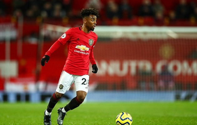 Angel Gomes 'eyeing move abroad after leaving Manchester United - Bóng Đá