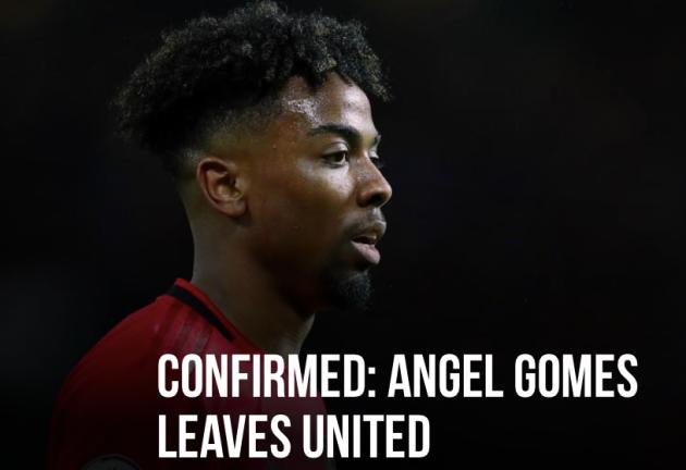 OFFICIAL: Gomes leaves Man uTd - Bóng Đá