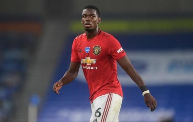 Paul Pogba could extend Man Utd contract having 'never been happier' - Bóng Đá