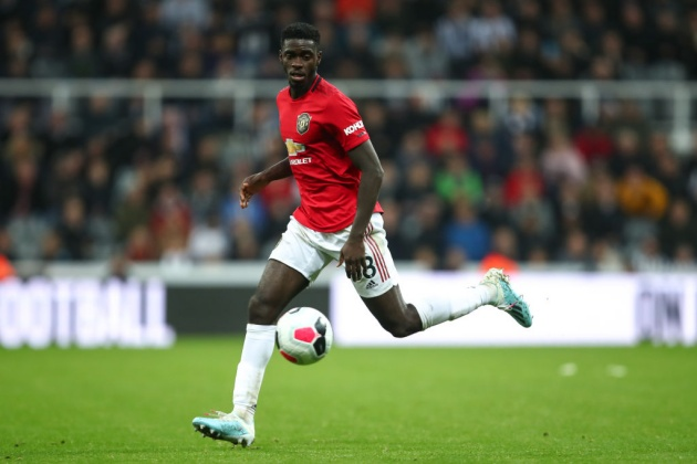 Axel Tuanzebe out until September, says Solskjaer - Bóng Đá