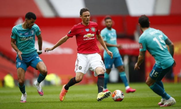 Report: Nemanja Matic signs new Manchester United deal - Bóng Đá