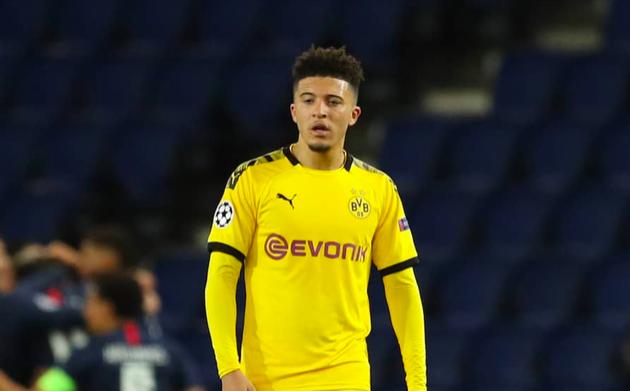 Borussia Dortmund make demands for Jadon Sancho clear - Bóng Đá