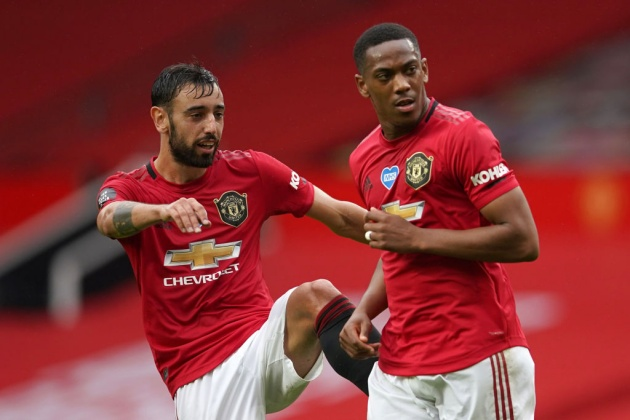 United could set a record which seems impossible it has not been set before - Bóng Đá