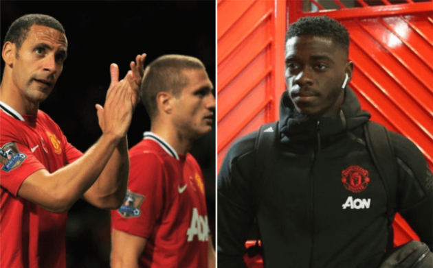 Manchester United still think Axel Tuanzebe can 'reach the same level as Rio Ferdinand and Nemanja Vidic' - Bóng Đá