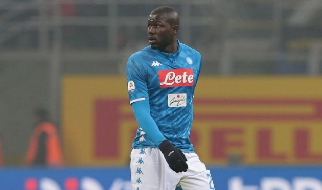 "Kalidou Koulibaly - ""I am not thinking of anything"".  - Bóng Đá"