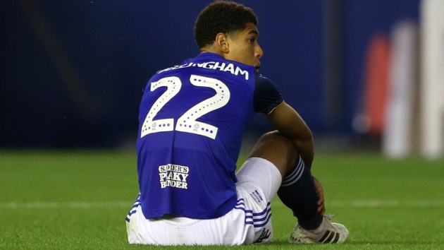 Jude Bellingham: Birmingham retire number 22 shirt in recognition of youngster - Bóng Đá