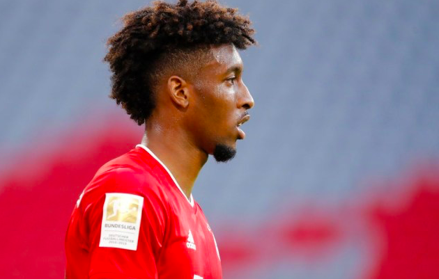 Man Utd hold talks over signing Kingsley Coman from Bayern Munich - Bóng Đá
