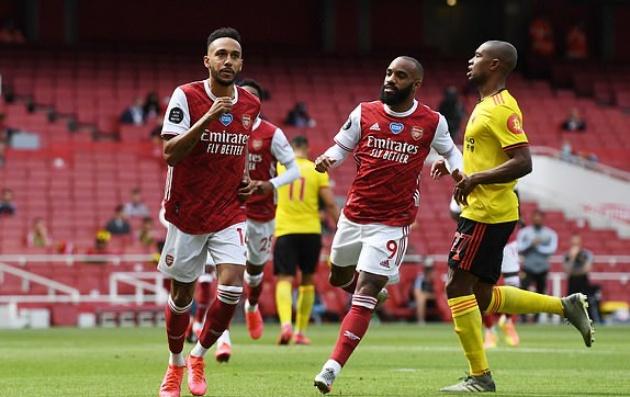 Arsenal Watford - Bóng Đá