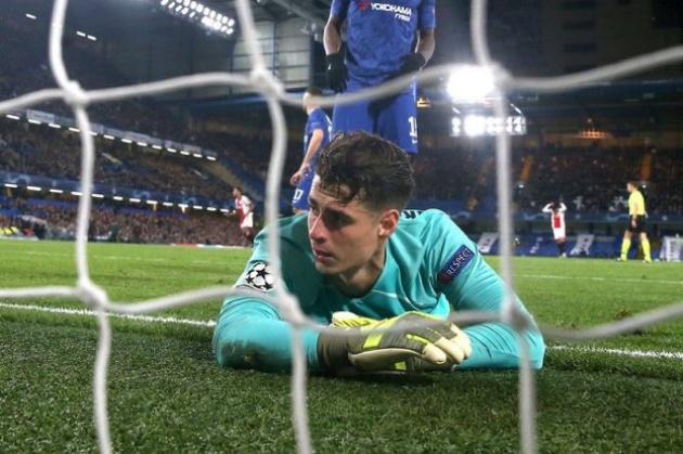 Kepa Arrizabalaga là thủ thành tệ hại nhất lịch sử Premier League? - Bóng Đá