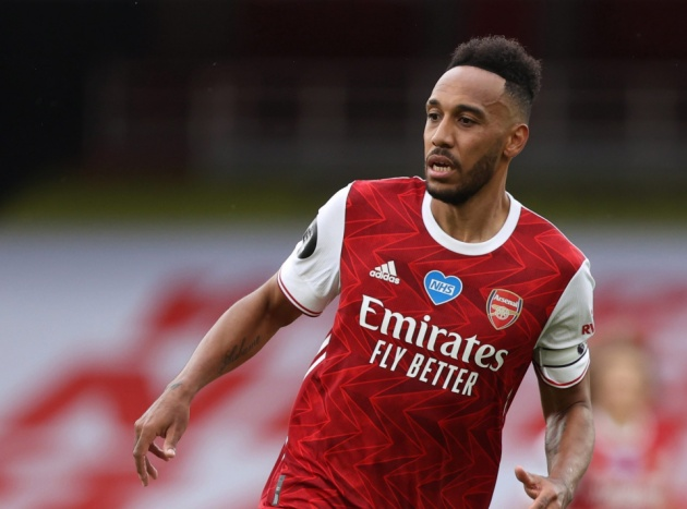Pierre-Emerick Aubameyang plotted shock move to Chelsea during January transfer window - Bóng Đá