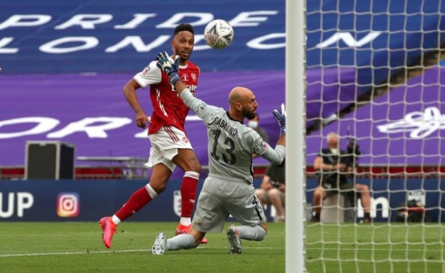 Pierre-Emerick Aubameyang speaks out on his Arsenal future after FA Cup final heroics - Bóng Đá