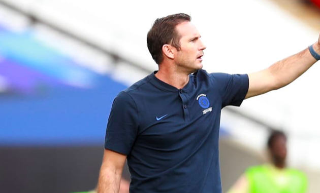 LAMPARD: WE JUST DIDN'T PERFORM WELL ENOUGH TO WIN A FINAL - Bóng Đá