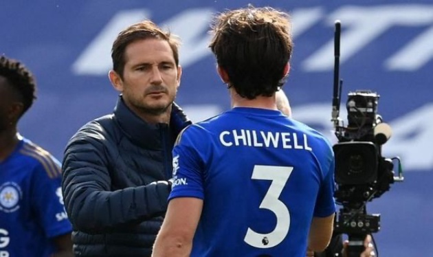 Chelsea 'make breakthrough' for Ben Chilwell in £50m Leicester transfer talks - Bóng Đá
