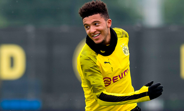 Three ways for Manchester United to announce Jadon Sancho deal - Bóng Đá