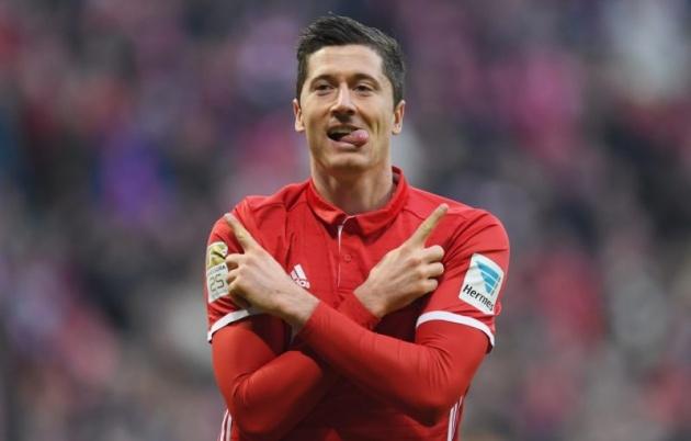Alex Ferguson turned down chance to sign Robert Lewandowski - Bóng Đá