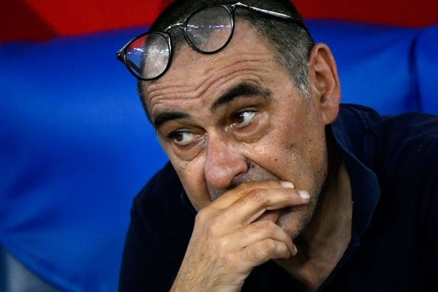 OFFICIAL: Maurizio Sarri has been sacked by Juventus - Bóng Đá