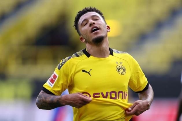 Jadon Sancho 'said goodbyes to Dortmund staff' he was so sure of Man Utd move - Bóng Đá