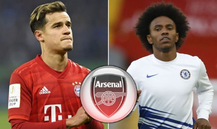 """Romano suggests Willian to Arsenal is a """"done deal"""" and hints at another exciting attacking addition - Bóng Đá"""