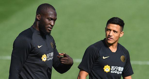 Romelu Lukaku and Alexis Sanchez 'plotting revenge against Man Utd' for bad treatment - Bóng Đá