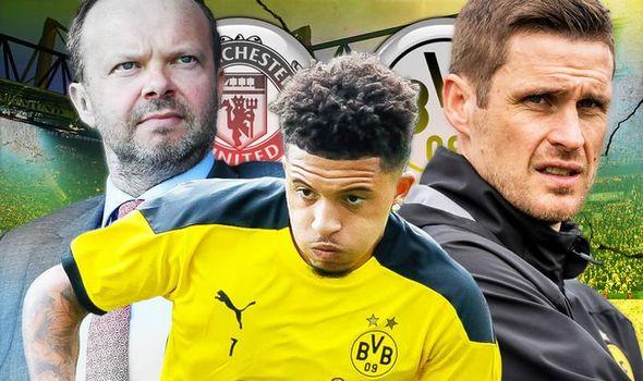 Dortmund chief Sebastian Kehl confirms end of Jadon Sancho to Man Utd transfer saga with new statement - Bóng Đá