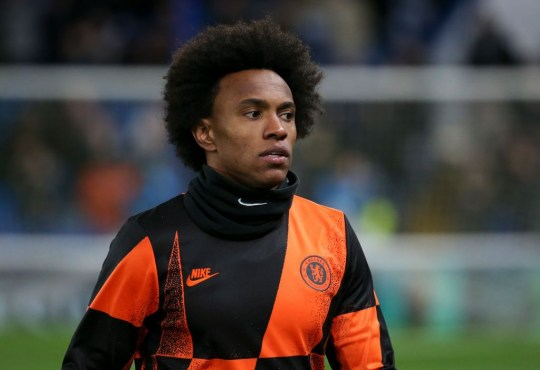 Willian to earn £35m at Arsenal after agreeing eye-watering £220,000-a-week deal - Bóng Đá