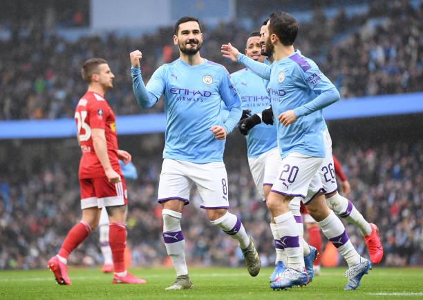 Gundogan reveals why Man City must not to underestimate Lyon - Bóng Đá