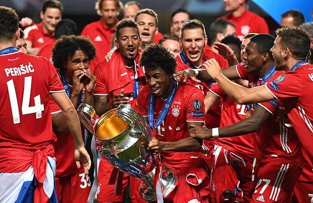 'It hurts my heart a bit even though I am 100% Bayern': Kingsley Coman admits to feeling 'sadness' for former club PSG - Bóng Đá